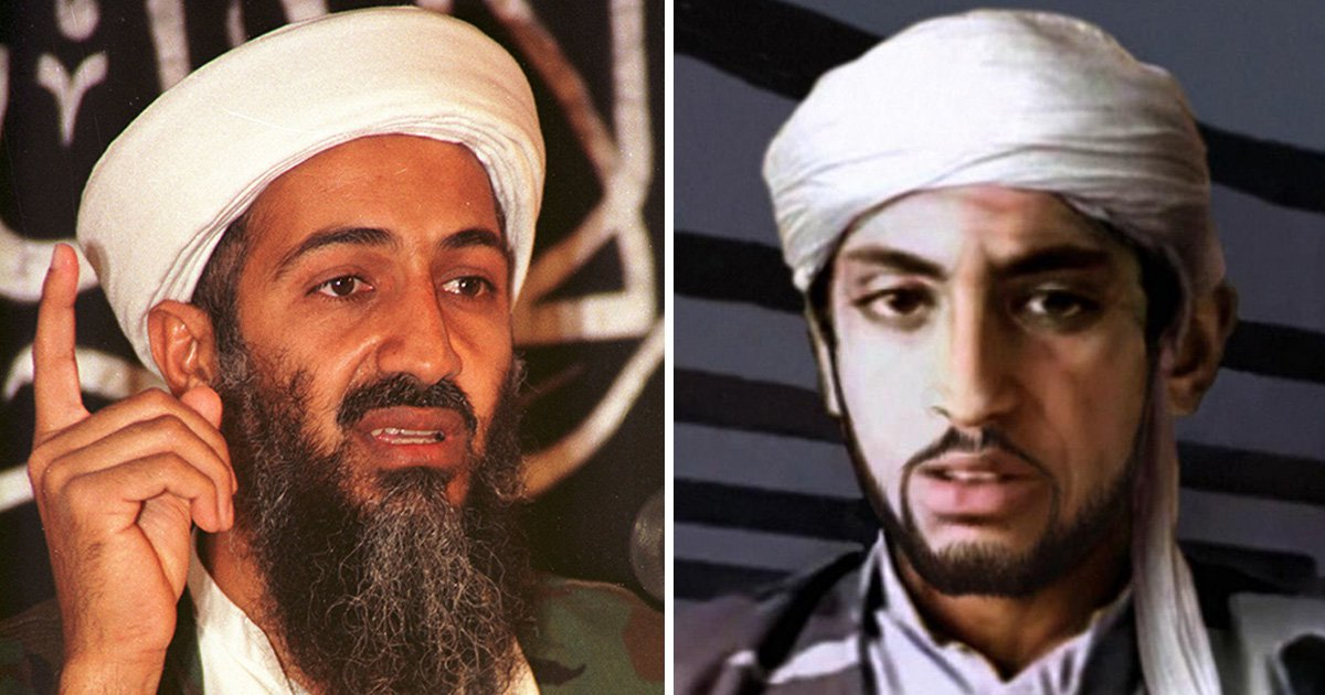 Osama bin Laden's son wants to follow his father's footsteps