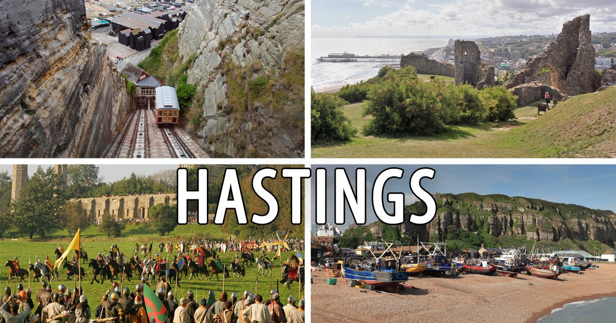 Why you should head to Hastings for fishy, family fun