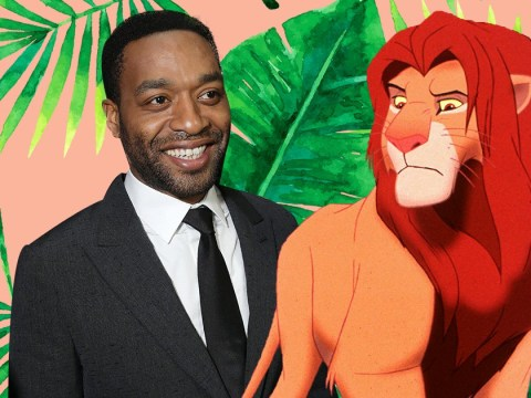 Chiwetel Ejiofor is 'in talks' to voice Scar in the live-action Lion King – and we can't even cope