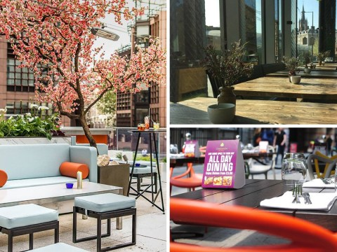 7 of London's best al fresco restaurants and bars to try this summer