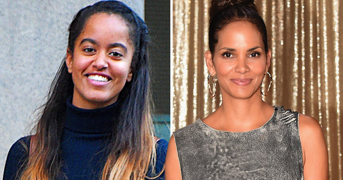 Halle Berry gushes about 'amazing' intern Malia Obama who totally killed it