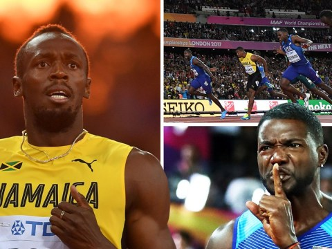 Usain Bolt stunned by Justin Gatlin in shock 100m final at World Athletics Championships