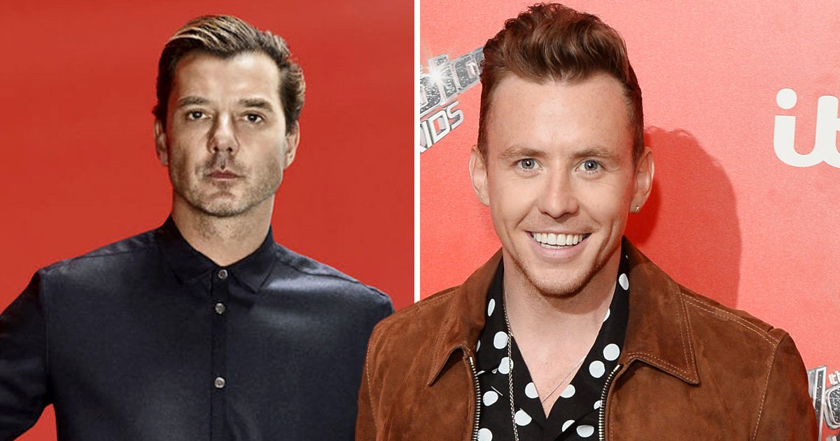 Gavin Rossdale 'fired from The Voice after just one season' – and Danny Jones could be his replacement