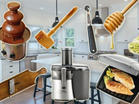 9 kitchen gadgets that seemed like a great idea… and why you stopped using them