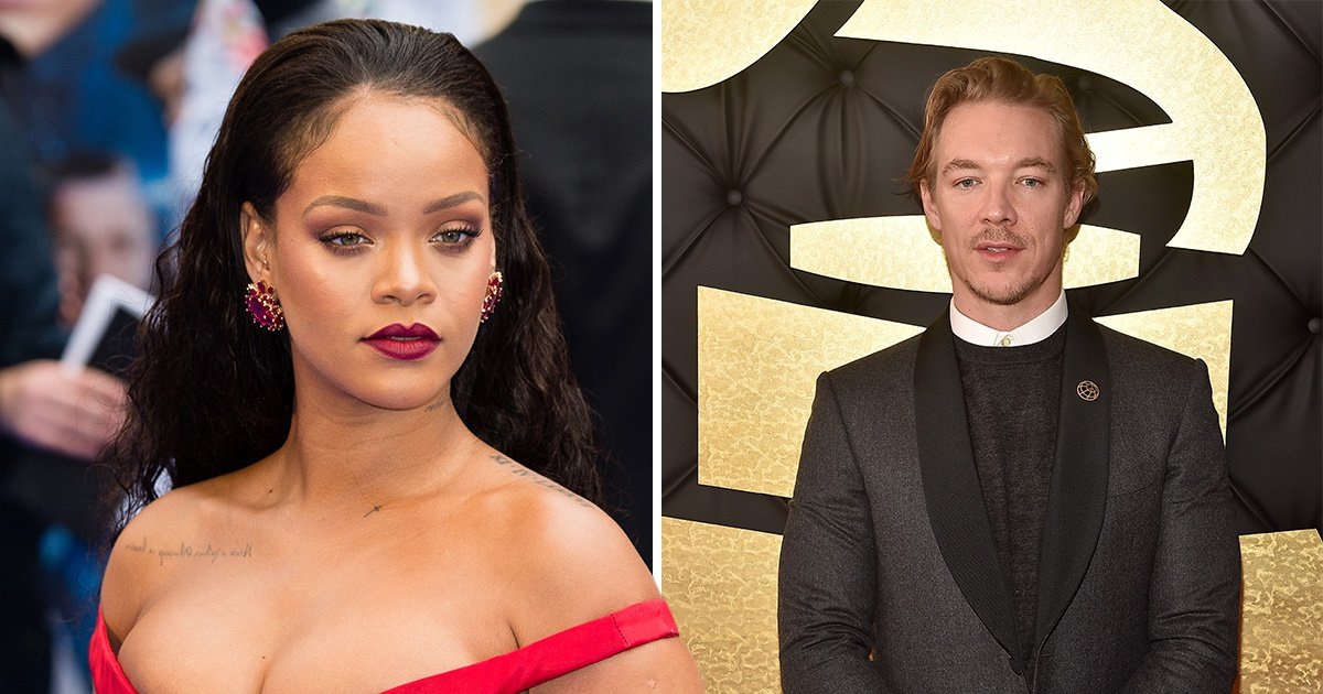 Rihanna jokes 'my bad' after claiming Diplo song sounded like 'airport reggae'