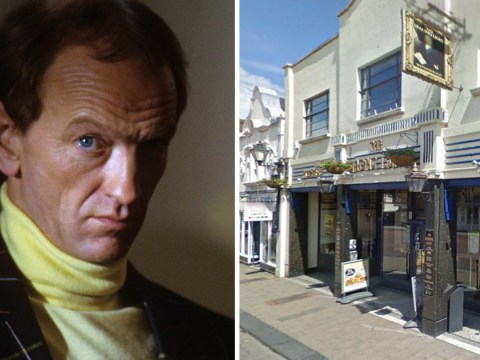 Bafta-nominated actor arrested after 'bursting into Wetherspoons with fake gun'