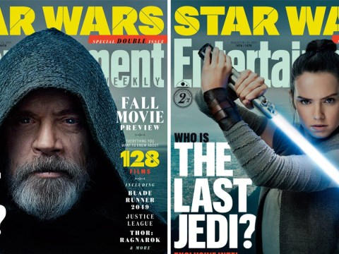 What do the new The Last Jedi photos tell us about the film?