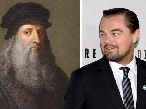 Leonardo DiCaprio will play famed artist – and his namesake – Leonardo Da Vinci
