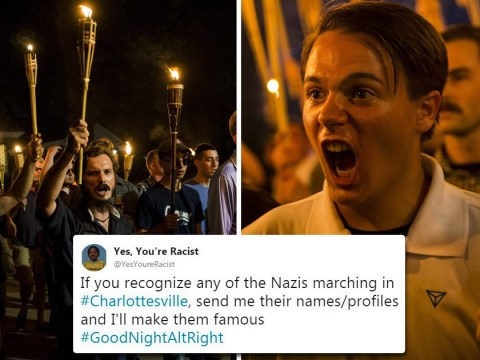 Twitter user is naming and shaming all the Charlottesville neo-Nazis
