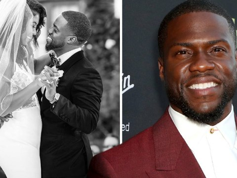 Kevin Hart wishes his 'rib' Eniko a happy first anniversary in sweet message
