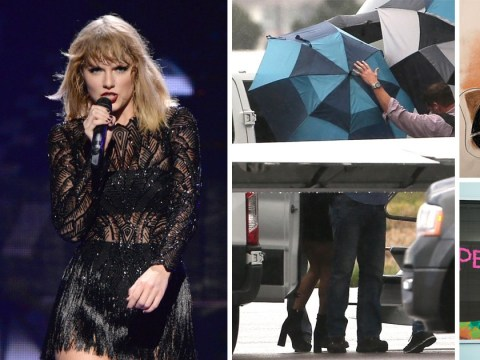 Taylor Swift jets out of Denver after winning 'symbolic' sexual assault trial