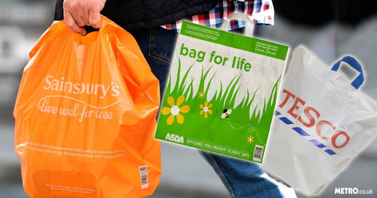 Why 'Bags for Life' could actually be terrible for the environment