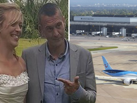 Newlyweds arrested after getting drunk and missing honeymoon flight