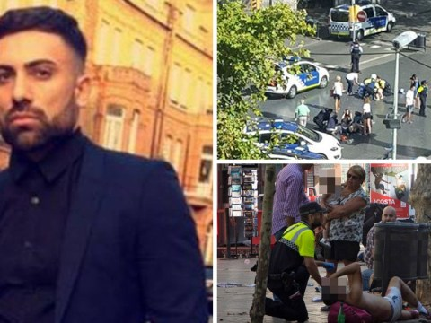 Manchester Arena bomb survivor caught up in Barcelona terror attack