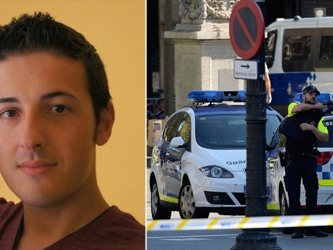 Father-of-two is first identified victim of Barcelona terror attack