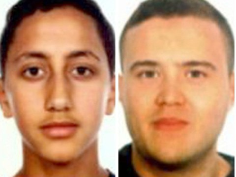 Photos of four Barcelona suspects released as terror manhunt continues