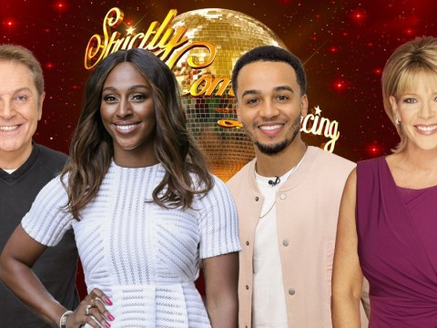 From Ruth Langsford to Brian Conley: Here is your complete Strictly Come Dancing 2017 line-up