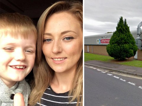 Boy, 7, with Tourette's banned from playgroup because he swears