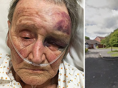 Man charged after pensioner, 88, brutally beaten up in her own bed
