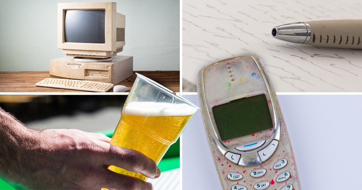 16 ways that university was different in the 1990s to today