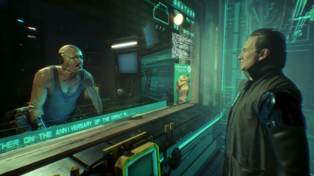 Observer (PS4) - Blade Runner seems cheerful by comparison