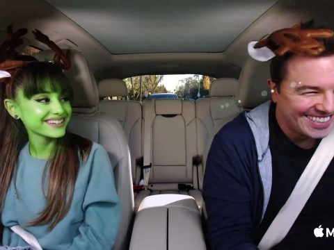Ariana Grande, Miley Cyrus, Will Smith and more team up for James Corden's Carpool Karaoke with Apple Music