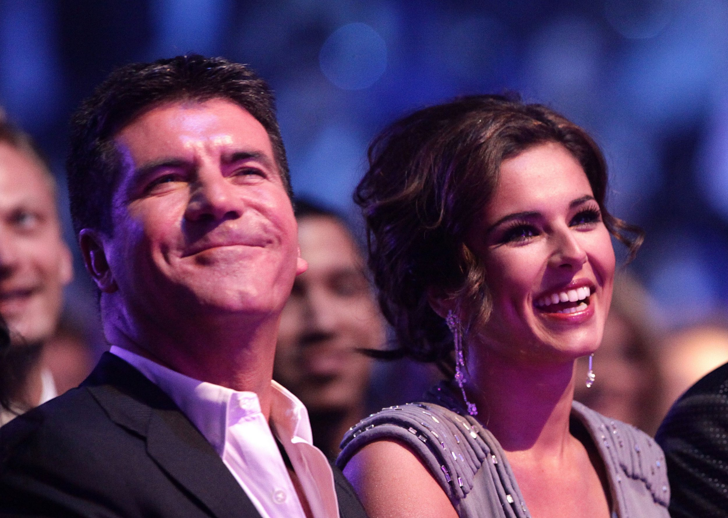 Simon Cowell back on talking terms with Cheryl after she sends 'I miss you' text