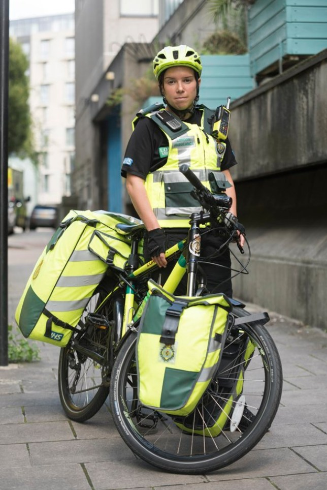 Moped Gang Mount West End Pavement To Snatch Paramedic S