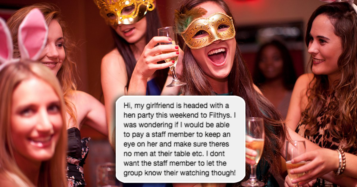 Newcastle bar responds brilliantly to a message from a controlling boyfriend