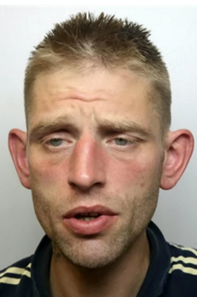 Man jailed for exposing himself while high on zombie drug in Derby