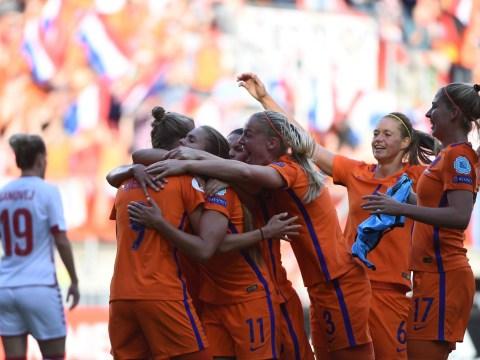 Netherlands win Euro 2017 after thrilling 4-2 final against Denmark