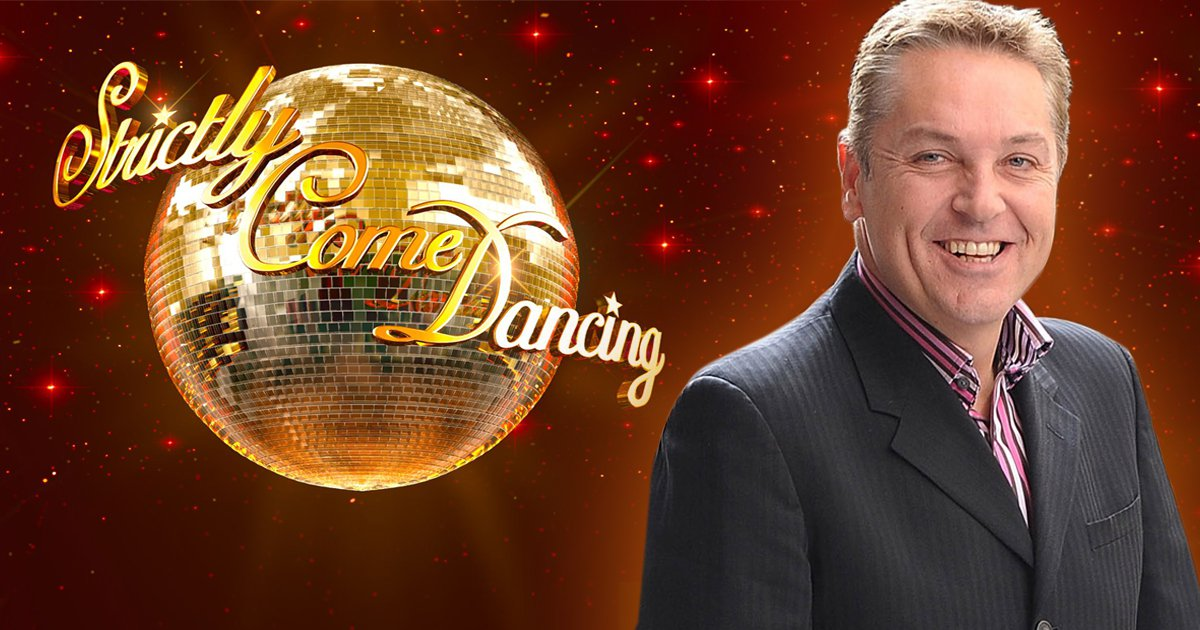 Strictly Come Dancing: Brian Conley latest star to join line-up