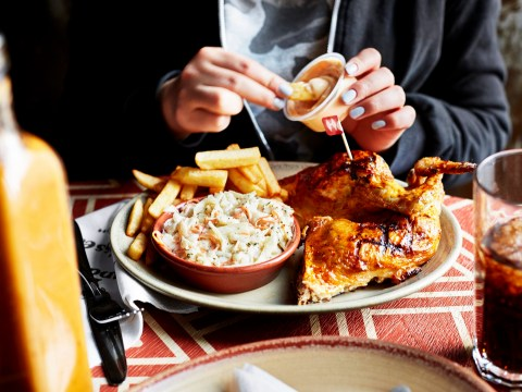 Here's how students can get a free Nando's on A Level Results Day