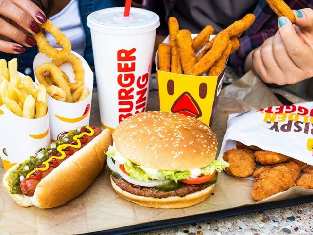 Burger King Is Now Available For Delivery Nationwide With