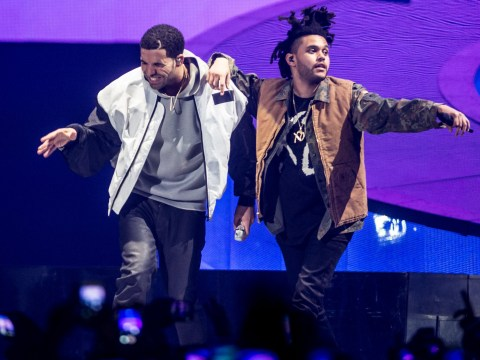 Drake teases new album AND collaboration with The Weeknd