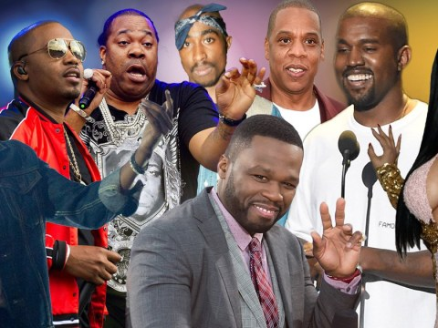 Some of hip hop's most memorable moments: From Obama's shoulder dust-brush to Kanye's rants and Nicki Minaj's historic verse