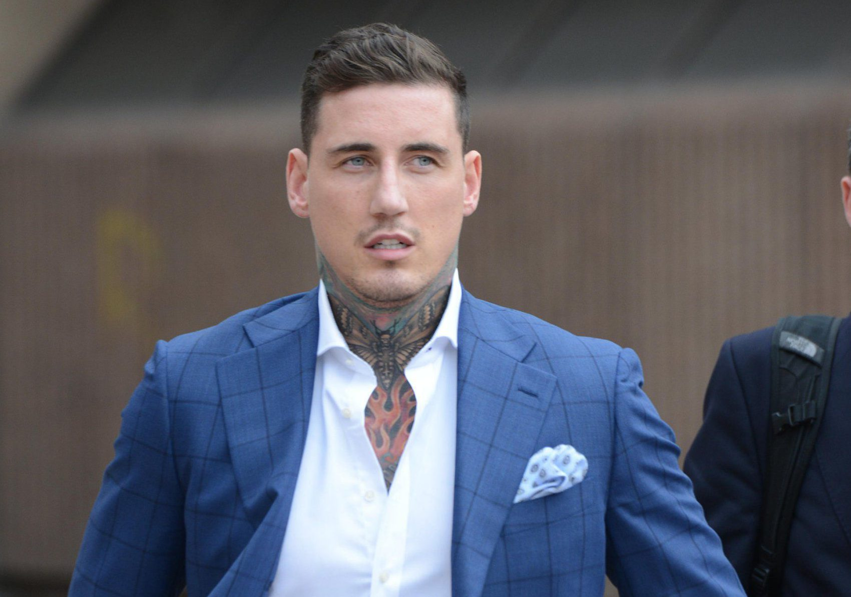 Jeremy McConnell 'moans about prison food' as Stephanie Davis slams reports she's 'upset' at early release