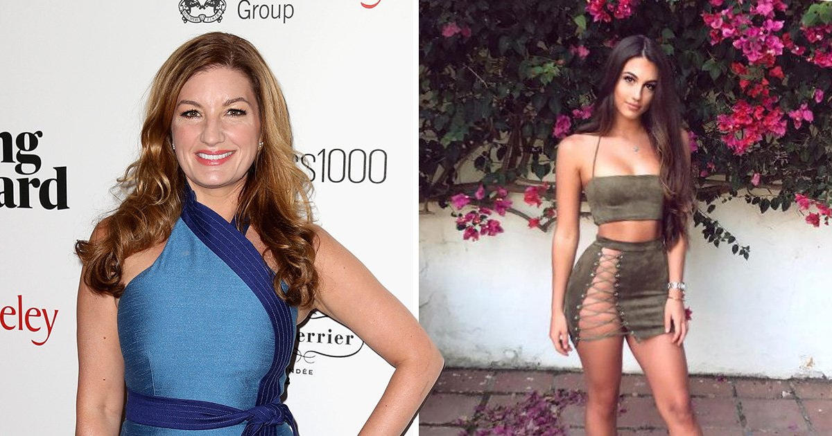 Baroness Karren Brady proudly shows off daughter Sophia on Twitter as she becomes a Topshop model