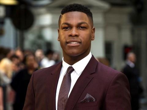 John Boyega might miss Star Wars: The Last Jedi premiere after getting stranded in Atlanta