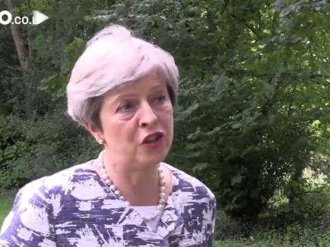 Theresa May admits there's 'a lot to be done' in Brexit negotiations