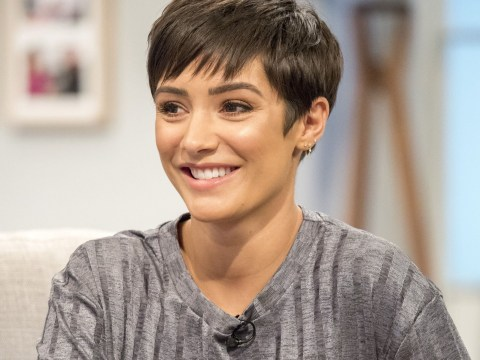 Frankie Bridge confesses her Saturdays bandmate Mollie King is 'panicking' about Strictly Come Dancing