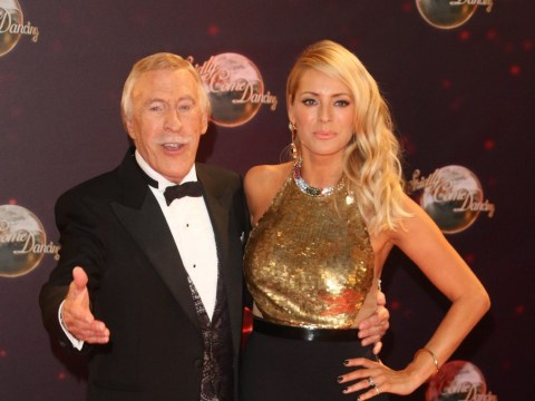 Sir Bruce Forsyth to get the send of he deserves as Strictly Come Dancing bosses vow 'all-dancing' tribute at show's launch