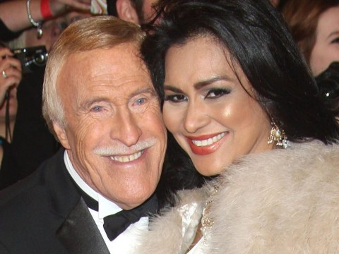 Bruce Forsyth's wife Lady Wilnelia shares her memory of when they first met