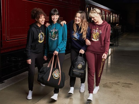 Harry Potter gym gear is perfect for Potterheads who want to work magic on their bodies