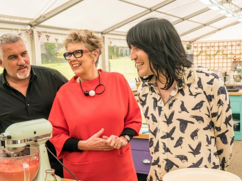 Bake Off producers 'hire scriptwriters' to make the show funnier – despite having Sandi and Noel on board