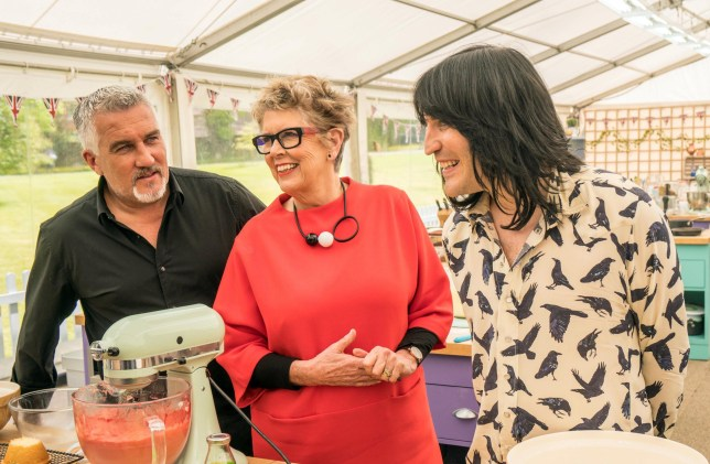 Bake Off fans in disbelief as Paul Hollywood gives out TWO