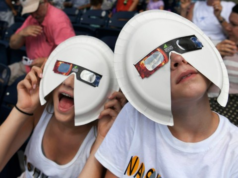 Here's how you can donate your solar eclipse glasses