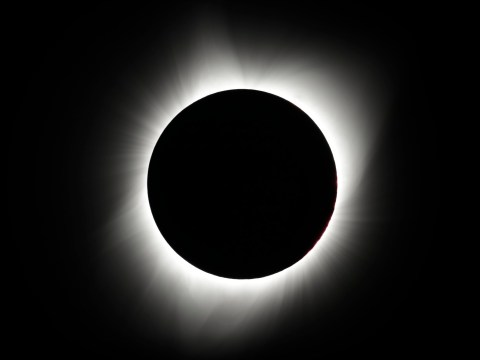 The 2017 solar eclipse is finally here and it has not disappointed