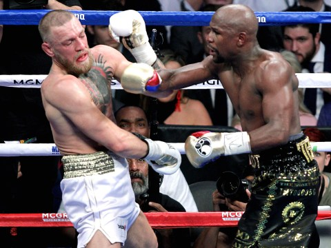 Floyd Mayweather's concerns about brain damage stopped him destroying Conor McGregor