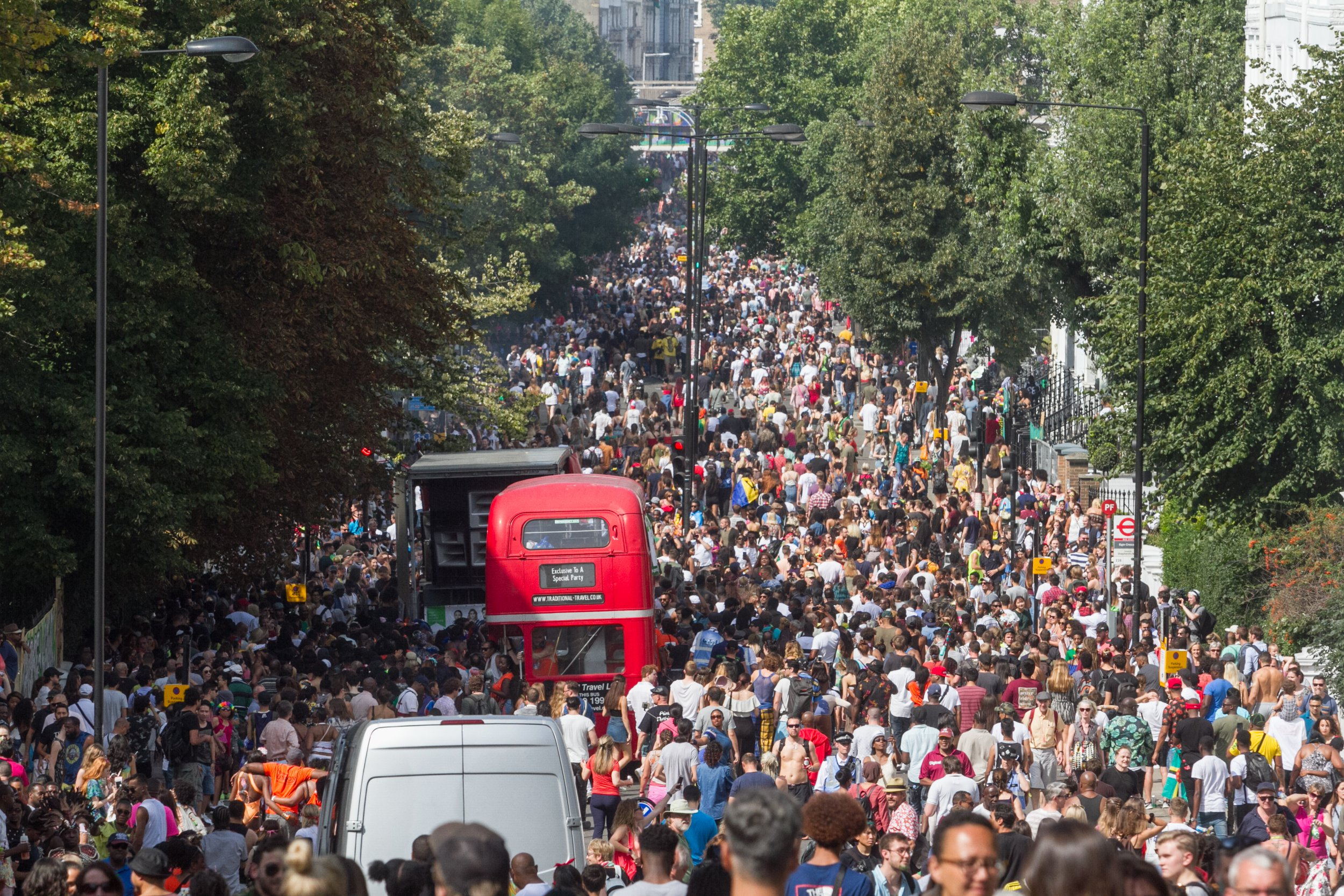 When is Notting Hill Carnival 2018 – dates, map, route and line-up